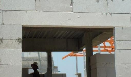 คานทับหลังมวลเบา Q-CON lintel